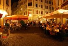 Leipzig - Gastronomie und Nachtleben