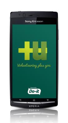 Crowdsourcing für einen guten Zweck: Von der Idee zur Realität – die Volunteering-App +U ist da