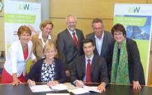 Würmtalgemeinden stärken Partnerschaft mit Bayernwerk