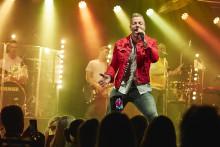 Arvingarna är tillbaka med sin krogshow på Kajskjul 8 i Göteborg!