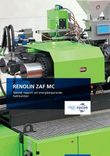 RENOLIN ZAF MC Teknisk rapport