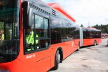 Oslo får 54 nye, miljøvennlige busser