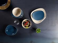 Harmonie naturelle et touches d'originalité : avec la nouvelle couleur Taupe, la collection Organic gagne encore en variété