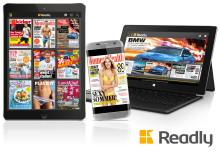 mobilcom-debitel und Readly starten gemeinsames Flatrate-Angebot für Magazine