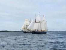 Skonnerten Fylla fra Ærø vandt årets Limfjorden Rundt