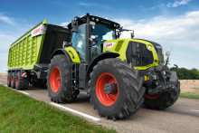 ARION 600/500 and AXION 800 now with Stage V engines