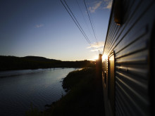 65 procent fler resenärer: nattåget blir kvar 2016
