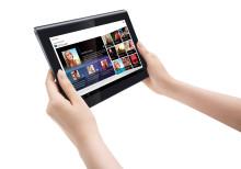 Gadgets im Designer-Outfit: Sony Deutschland und Kaviar Gauche entwickeln exklusive Taschen für die NEX-Systemkameras und das Sony Tablet S