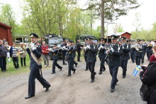 Garnisonens dag, Bamse och bostadspolitisk debatt på Stora Nolia