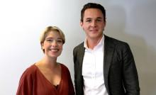Allra träffade socialförsäkringsminister Annika Strandhäll (S)