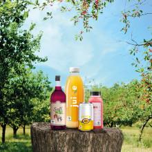 På mandag udvides pantsystemet: Hold øje med pantmærket på juice, saft, most og smoothies