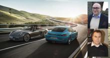 Storsatsing på Porsche i Son:  Ny leder, nye roller og giantanlegg under oppføring