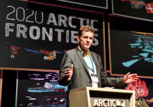 Arctic Frontiers speaks at Arctic Days in Moscow