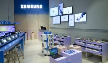 Samsung åbner flagskibsbutik i Københavns Lufthavn