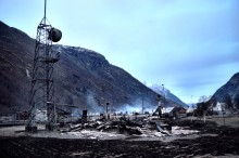 Mobilt teleutstyr på vei til Lærdalsøyri