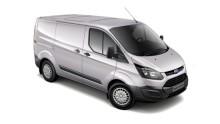 Fords nya skåpbil är lika bränslesnål som en familjebil – Transit Custom ECOnetic energieffektivast i klassen