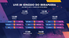 BLAST Pro Series São Paulo, March 22-23: Full programme