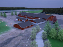 Nyköpings kommuns nya ridsportsanläggning av senaste snitt invigs 2021