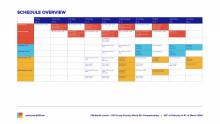 Wettkampfplan JWM 2020 (Quelle: WSC Erzgebirge Oberwiesenthal e.V.)