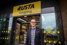 Rusta feirer åpning av sitt tredje varehus i Rogaland