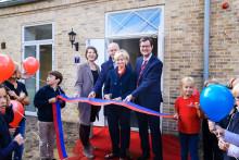 Eröffnung der Forscherwelt Louisenlund - Neues Grundschulgebäude eingeweiht