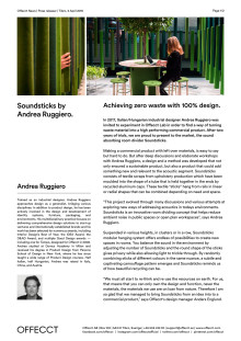 Offecct Press release Soundsticks® by Andrea Ruggiero_EN