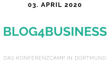 Blog4Business KonferenzCamp 2020