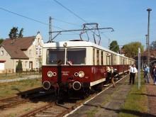 Auf Schienen-Safari durch Brandenburg