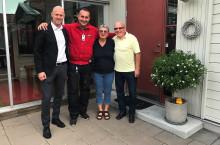 Sector Alarm passerar viktig milstolpe: 200 000 kunder i Sverige