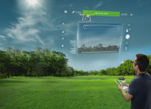 Epson announces launch of world's lightest OLED binocular see-through smart glasses, the Moverio BT-300.