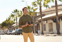 Sony unveils the Cyber-shot H400 bridge camera with highest ever* 63x optical zoom