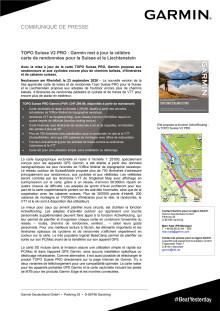CP Garmin TOPO Suisse V2 PRO
