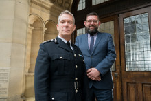 Partners in detecting and preventing crime: university and police join forces