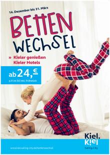 Ab sofort buchbar Bettenwechsel in Kiel