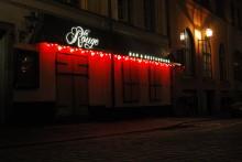 Stockholms Skyltpris 2016 tilldelas restaurang Le Rouge och skyltleverantören Focus Neon