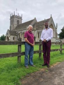 Community scheme will bring fastest broadband speeds to historic Somerset village