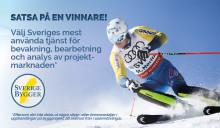Sveriges mest använda tjänst för bevakning, bearbetning och analys av projektmarknaden!