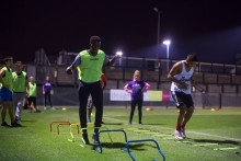 The return of community sport will be welcome – when the time is right