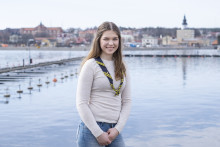 Kompassrosstipendiet 2020: Scouten Victoria Söderlund från Hudiksvall belönas för modigt ledarskap