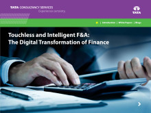 Touchless and Intelligent F&A: The Digital Transformation of Finance