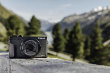 Canon styrker sin ikoniske serie af PowerShot G-kameraer med to nye højkvalitets-kompaktkameraer