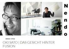 BoConcept NRW: Oki Sato - Das Gesicht hinter Fusion
