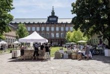 Keramikmarkt Leipzig im GRASSI am 15. und 16. Juni 2019