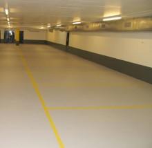 Mapefloor Parking System Nordic - nyutviklet belegningssystem til parkeringshus