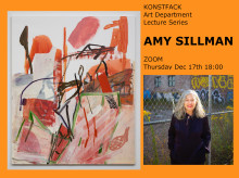 Amy Sillman on principles for painting, an ethics of tactility – join her on Zoom!