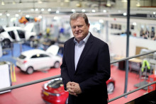 Thatcham Research's Peter Shaw to step down as Chief Executive