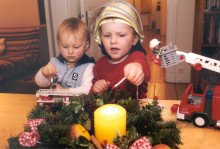 Brandgefahren im Advent: Erhöhte Sorgfalt bei offenen Flammen