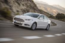 Ford Mondeo hybrid – nå med knallpris i Norge