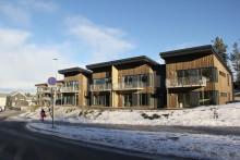 Åpnet 44 nye kommunale boliger