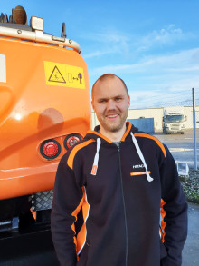 Delvator rekryterar ny säljare, Erik Lindmark, och stärker därmed närvaron i Västerbotten och Norrbotten